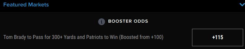 PointsBet Odds Boost